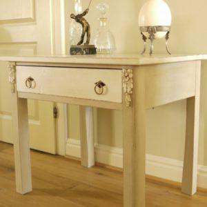 Hartholz Tisch