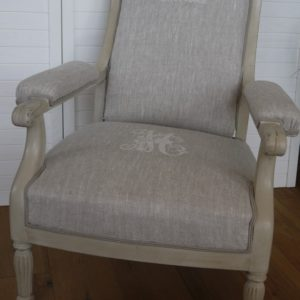 Wundervoller Voltaire-Sessel aus Frankreich