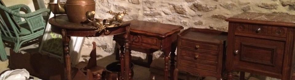 Möbel aus Frankreich