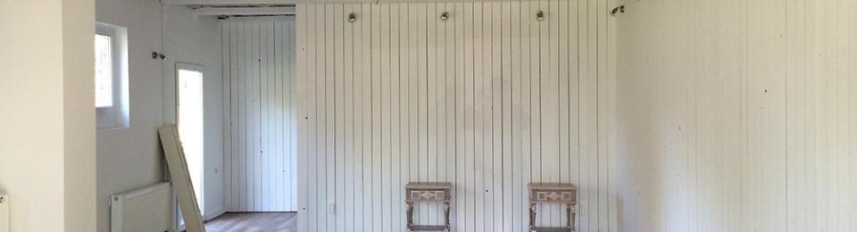 Saunalook verwandelt in Vintage-Look mit Wohlfühlfeeling